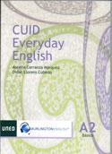 Portada Suscripción material On line CUID. Nivel  A2. (Libro y código de acceso)
