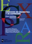 Ejercicios de gramática y de expresión (con nociones teóricas)