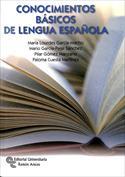 Portada Conocimientos básicos de Lengua Española
