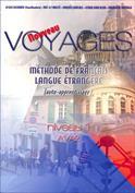 Portada Nouveau Voyages Niveau I  A1 A2. Méthode de Français Langue étrangère (auto apprentissage)