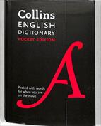 Collins English Dictionary Pocket Edition