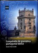 Portada Compêndio de gramática portuguesa básica