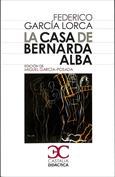 Portada La casa de Bernarda Alba