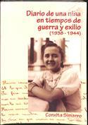Diario de una niña en tiempo de guerra y exilio (1938-1944).Conxita Simarro