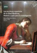 Portada Las escritoras españolas de la edad moderna. Historia y guía para la investigación