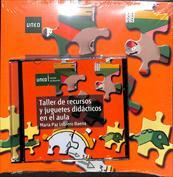 Portada Taller de recursos y juguetes didácticos infantiles