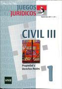 Juegos jurídicos. Derecho civil III nº1