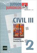 Juegos jurídicos. Derecho civil III nº2