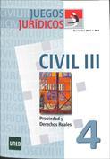 Juegos jurídicos. Derecho civil III nº4