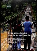 Portada Acción socioeducativa con colectivos vulnerables. Familia, infancia, adolescencia y juventud