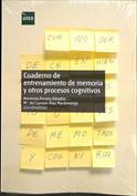 Cuaderno de entrenamiento de memoria y otros procesos cognitivos