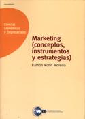 Marketing (conceptos, instrumentos y estrategias)