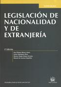 Legislación de nacionalidad y de extranjería