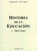 Historia de la educación I. Edad antigua