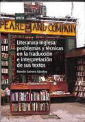 Literatura inglesa. Problemas y técnicas en la traducción e interpretación de sus textos