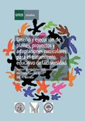 Diseño y ejecución de planes, proyectos y adaptaciones curriculares para el tratamiento educativo de la diversidad