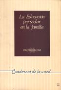 La educación pre-escolar en la familia