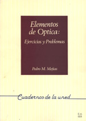 Elementos de óptica. Ejercicios y problemas