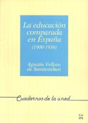 La educación comparada en España. 1900-1936