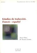 Estudios de traducción. Francés-Español