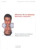 Portada Historia de la infancia. Itinerarios educativos