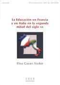 La educación en Francia y en Italia en la segunda mitad del siglo XX