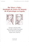 De Vives a Yela. Antología de textos de Historia de la Psicología en España