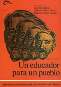 Un educador para un pueblo