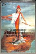La concepción de la política exterior española durante la segunda república