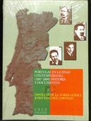Portugal en la edad contemporánea (1807-2000). Historia y documentos