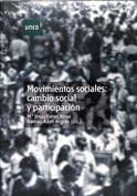 Portada Movimientos sociales. Cambio social y participación