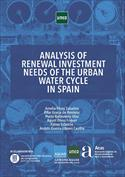 Analysis of renewal investment needs of the urban water cycle in Spain