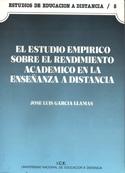 El estudio empírico sobre el rendimiento académico en la enseñanza a distancia
