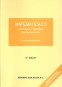 Matemáticas II.  Economía y Empresa. Ejercicios  resueltos