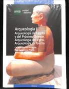 Arqueología I. Arqueología de Egipto y próximo Oriente. Arqueología del Egeo. Arqueología de Grecia