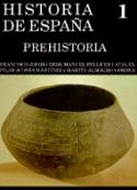 Historia de España. Volumen I. Prehistoria