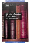 Portada Literatura española (1936 2000)
