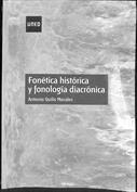 Portada Fonética histórica y fonología diacrónica