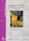 Psicología general I. Atención y percepción. Vol. II
