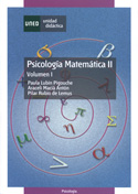 Portada Psicología Matemática II (3 volúmenes). (D)