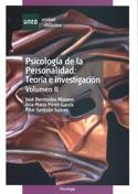 Portada Psicología de la personalidad. Vol.II. Teoría e investigación