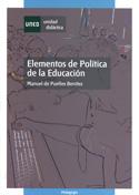 Portada Elementos de política de la educación