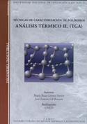Técnicas de caracterización de polímeros. Análisis térmico II