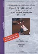 Prácticas de Evaluación Psicológica. Escala de inteligencia de Wechsler para niños. Revisada (WISC-R)