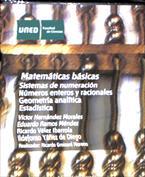Matemáticas básicas. Sistemas de numeración, números enteros y racionales, geometría analítica, estadística