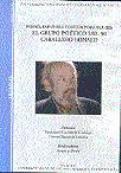Poesía Española contemporánea III. El grupo poético del 50. Caballero Bonald