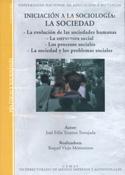 Iniciación a la sociología. La sociedad