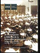 Portada Metodología de investigación y didáctica de la historia de la Educación