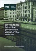 Portada Lengua Italiana interactiva I