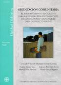 Orientación comunitaria. El asesoramiento educativo para la resolución de problemas de los menores